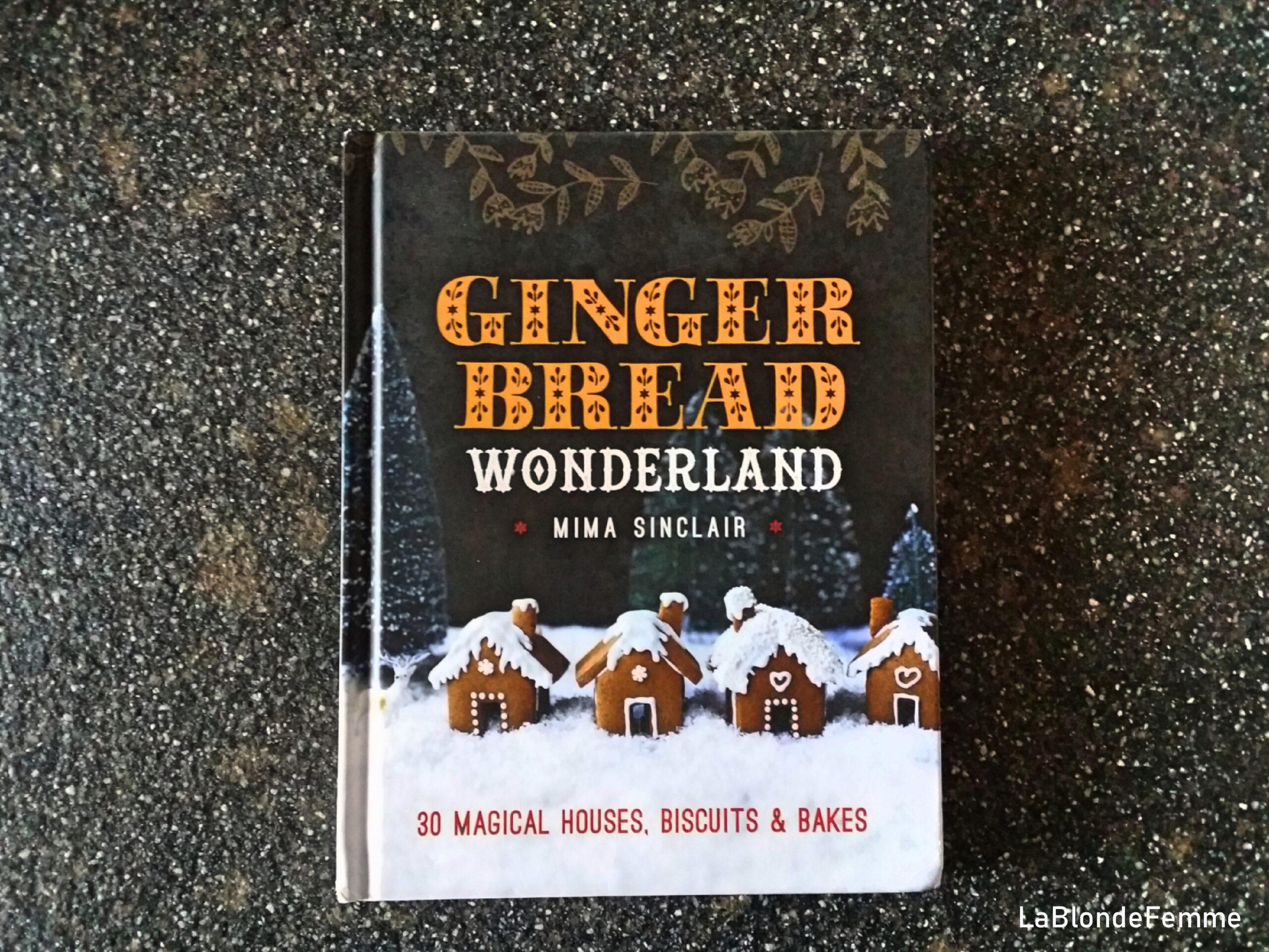 Copertina Gingerbread Wonderland